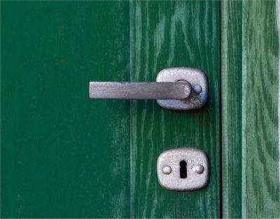 deur slot vervangen